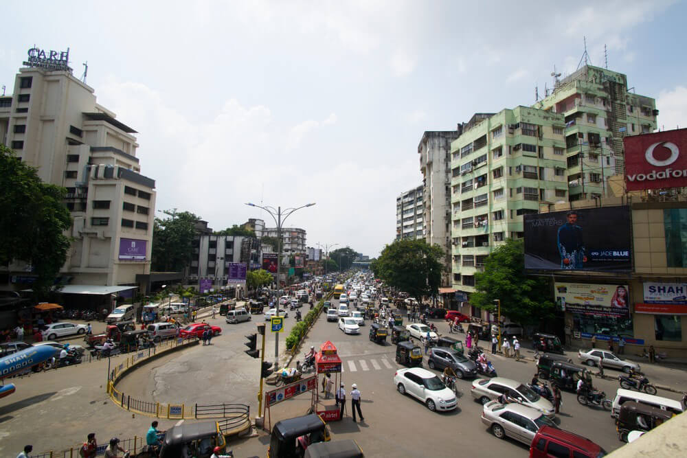 مرکز تجارت الماس در هند