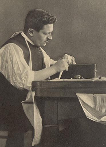 جوزف آشر ، تراشنده الماس کولینان