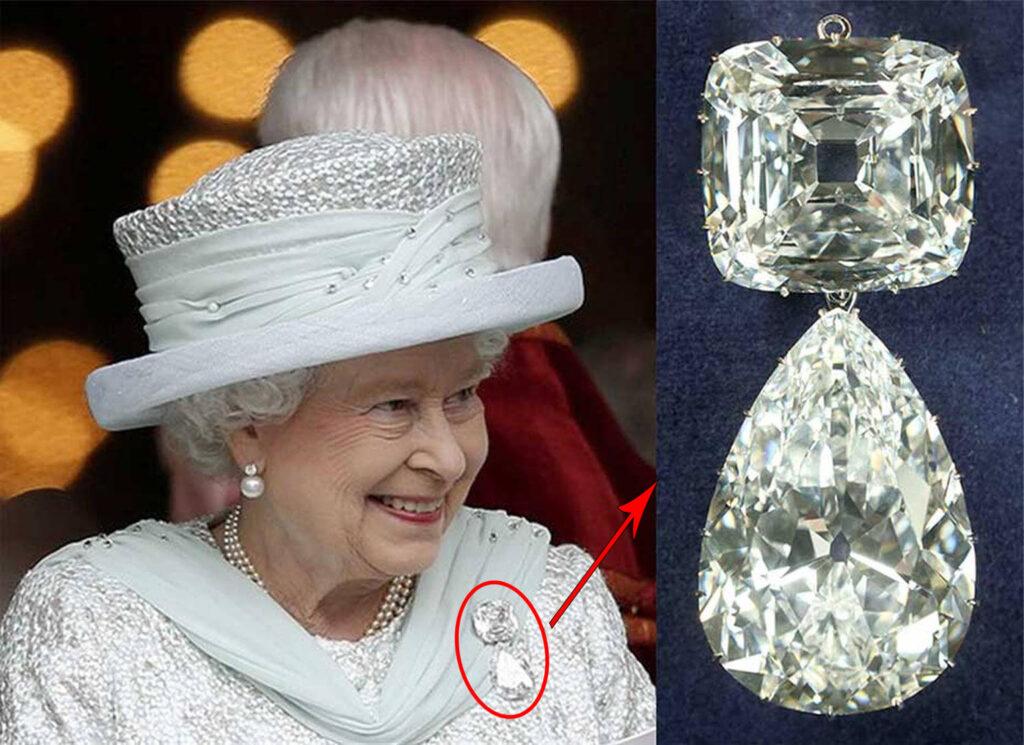 الماس کولینان چهار و سه