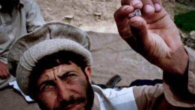 معدن یاقوت افغانستان