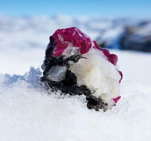 راف یاقوت گرینلند