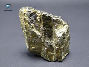 پیریت طلایی معدنی خالص