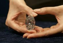 تصویر از الماس 15.7 میلیون دلاری که فقط با یک تلفن در حراجی ساتبیز فروخته شد