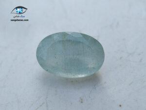 سنگ آکوامارین معدنی
