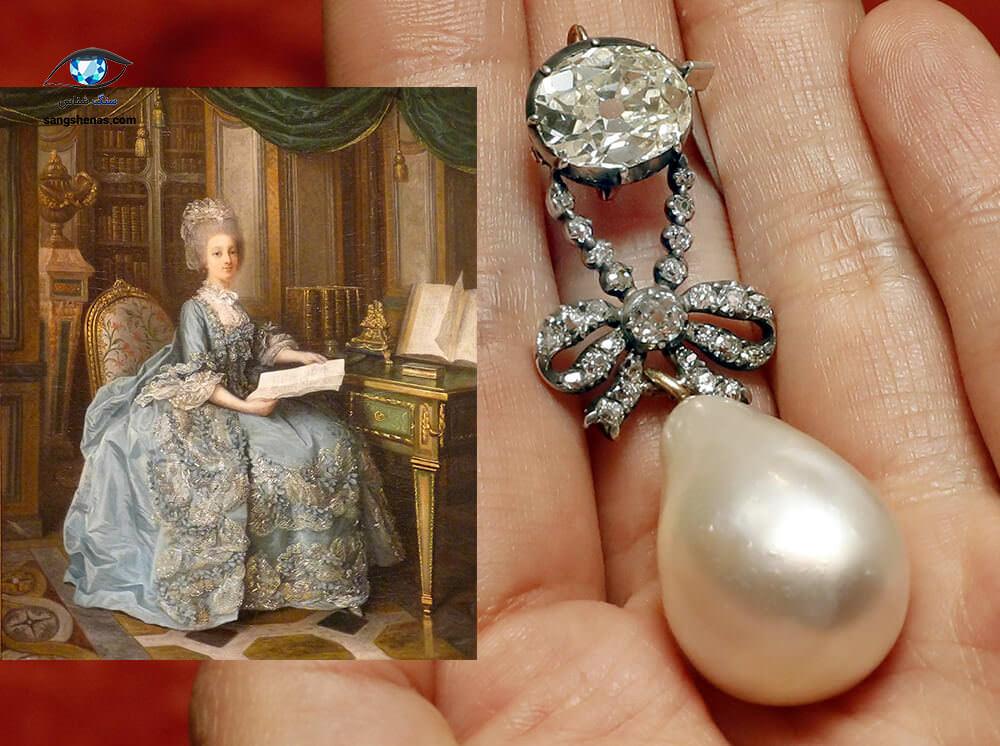 با ارزش ترین و گرانترین جواهر مروارید جهان