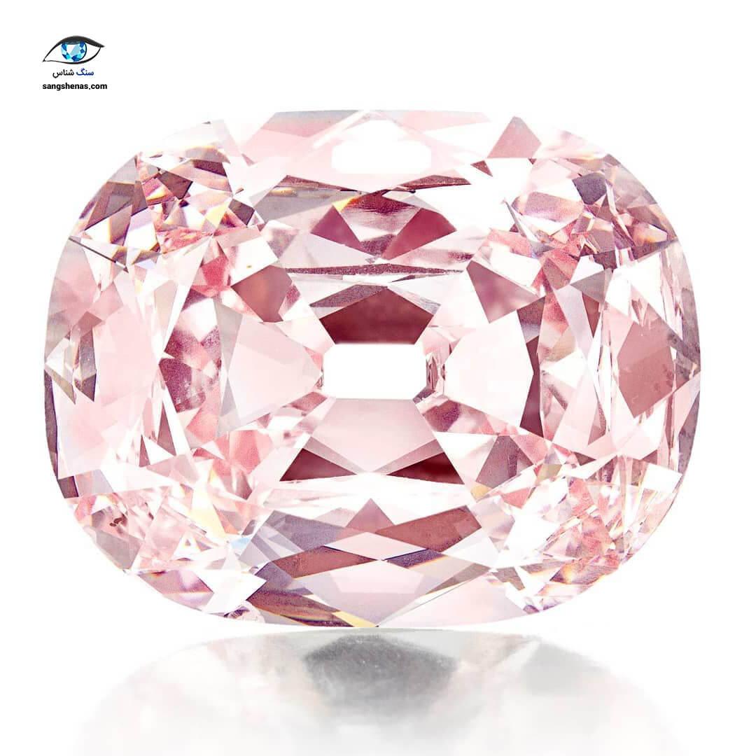 الماس princie در حراجی