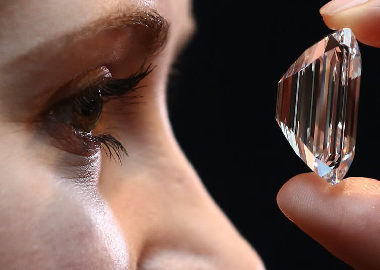 الماس eye clean چیست
