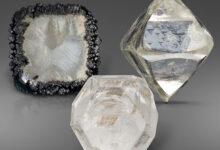 الماس های مصنوعی و طبیعی