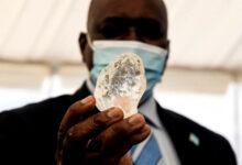 سومین الماس بزرگ جهان با وزن 1098 قیراط