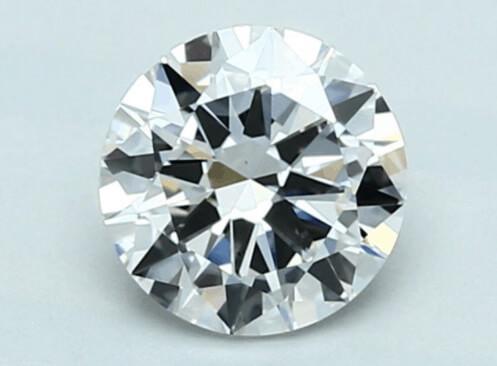 تراش shallow تیره در الماس