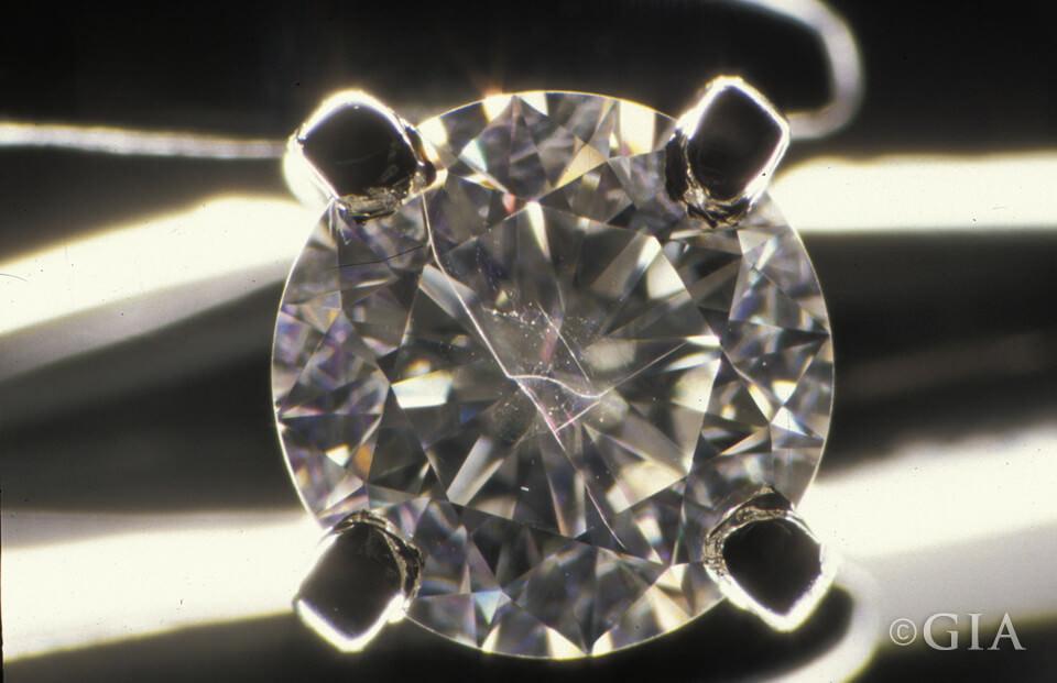 تمیز کردن الماس با دستگاه التراسونیک