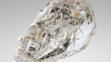 راف بلور فناکیت به عنوان بدل الماس
