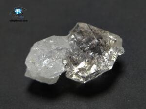 بلور الماس هرکیمر (کوارتز) کلکسیونی 4 گرم