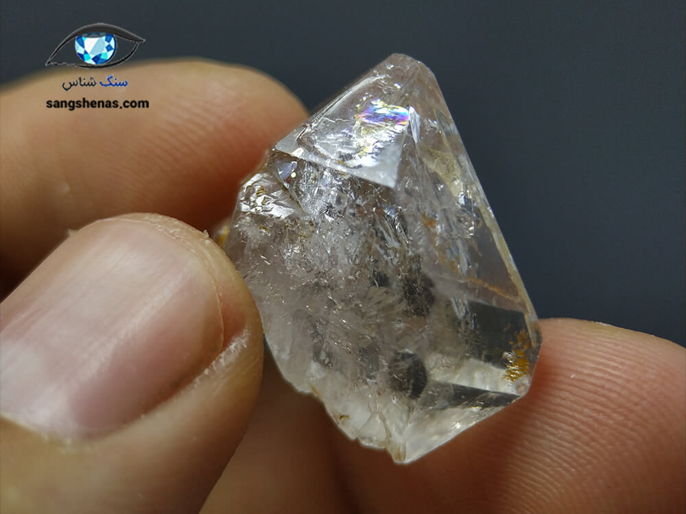 خرید الماس هرکیمر