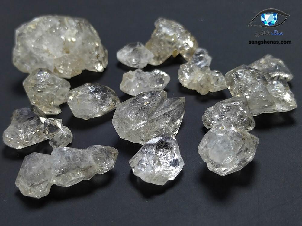 خرید الماس هرکیمر با خواص چاکرا درمانی