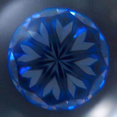 الگوی قلب heart ضعیف در الماس
